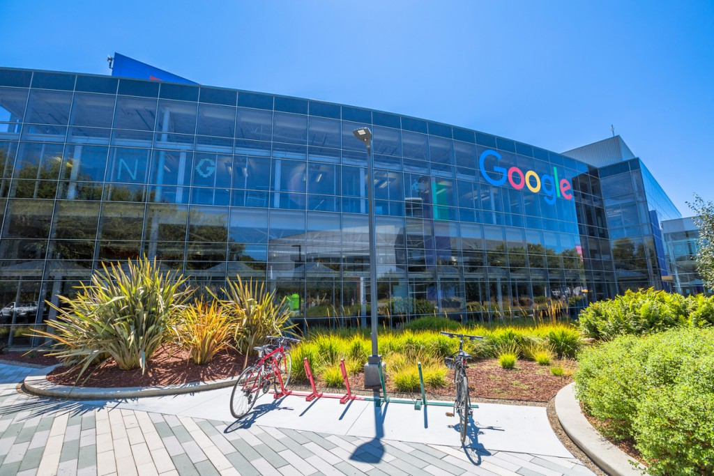 Googleplex Mountain View