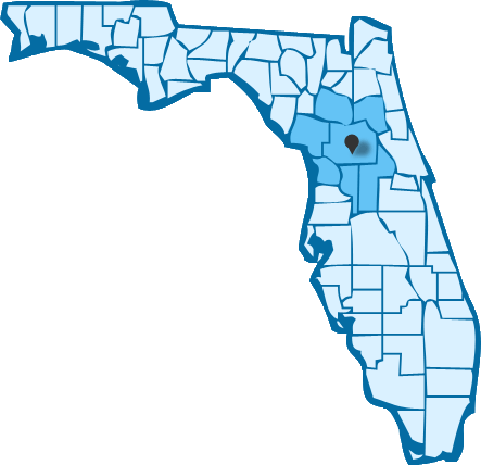 Map Of North Central Florida.North Central Florida Computer Services Dataone Networks Ocala Fl